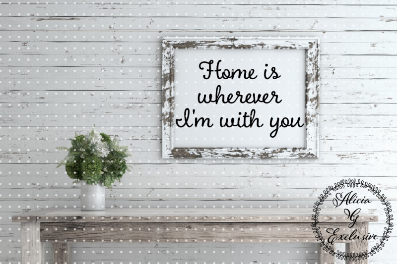 home-is-with-you