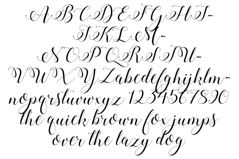 stylish-calligraphy