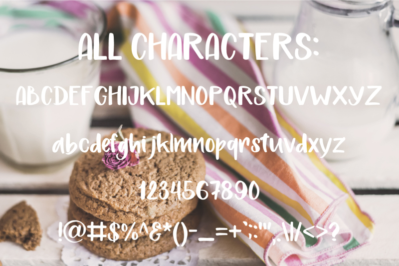 milk-and-cookies-cute-brush-font