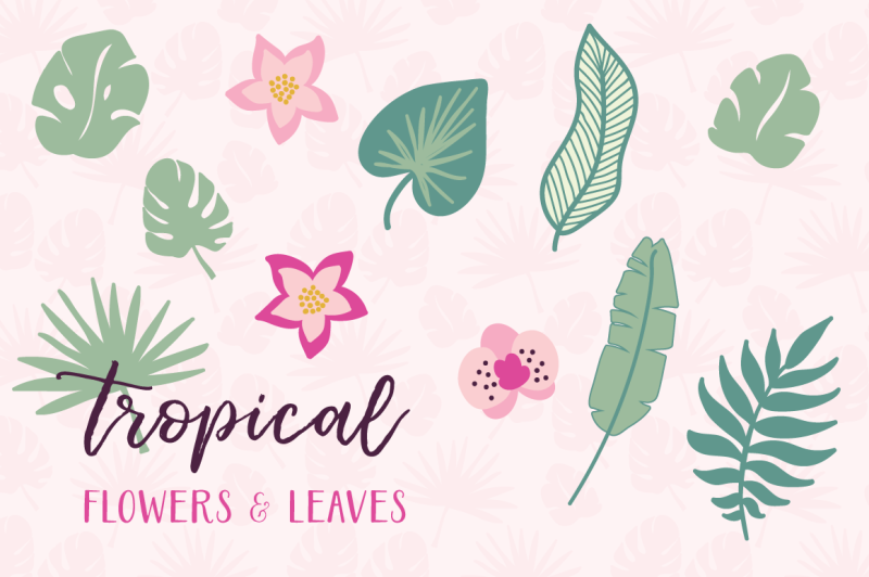 seamless-tropical-patterns