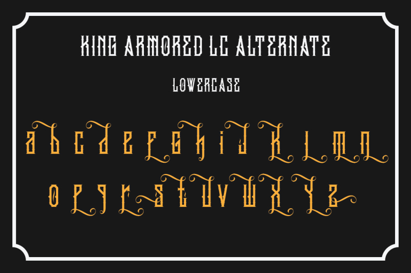king-armored