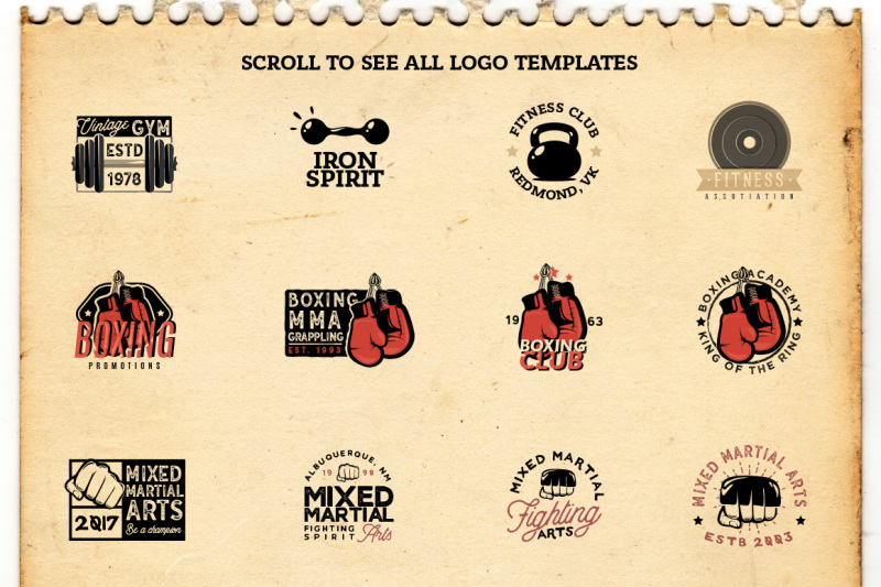 20-vintage-boxing-and-gym-logos