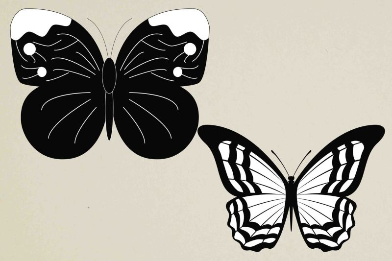 butterfly-silhouette