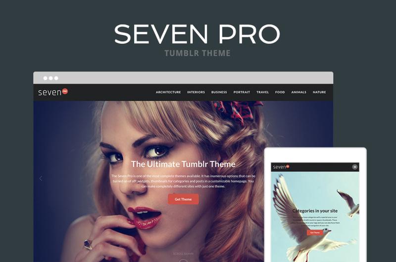 seven-pro-tumblr-theme