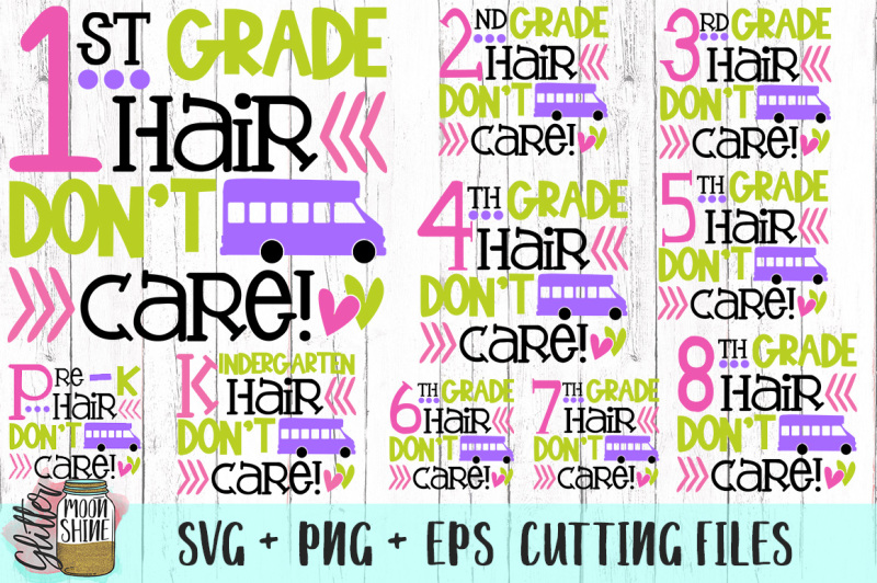 school-hair-don-t-care-bundle-of-svg-png-eps-cutting-files
