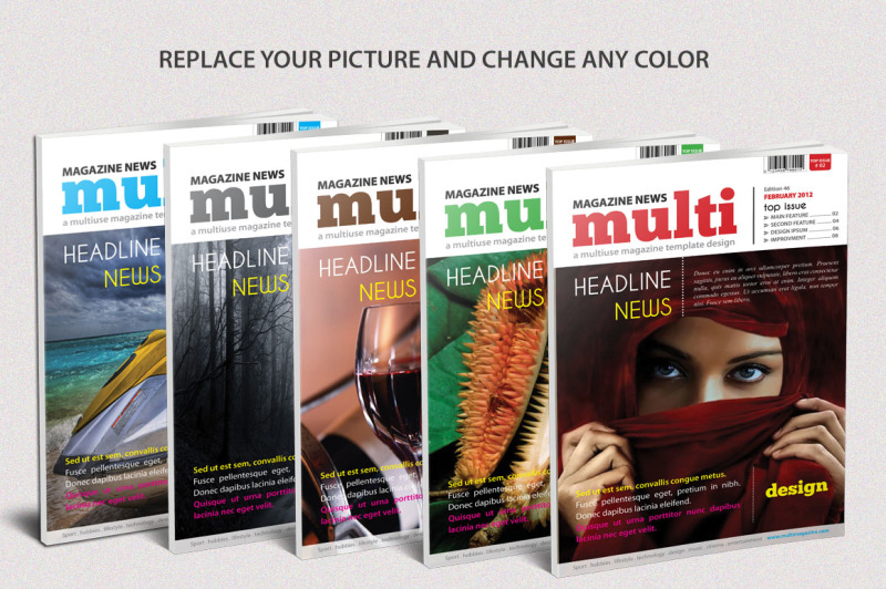 multiuse-magazine-template