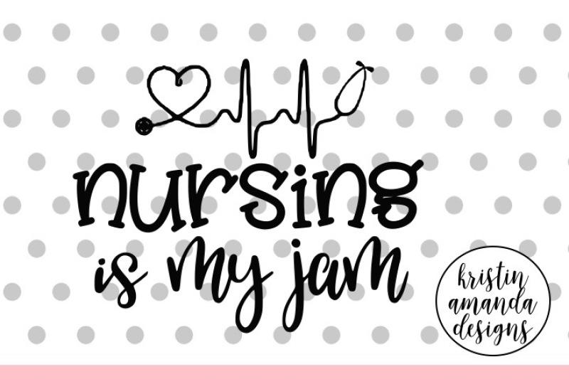 Download Free Svg I Am A Nurse File For Cricut