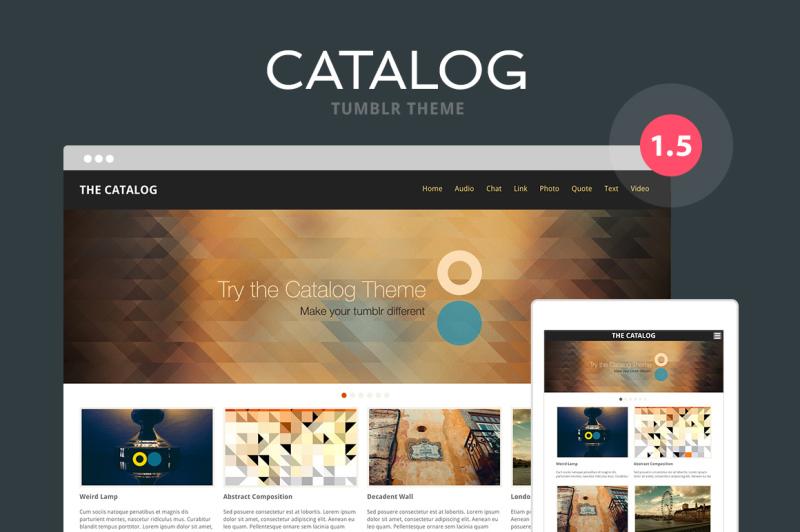 catalog-tumblr-theme