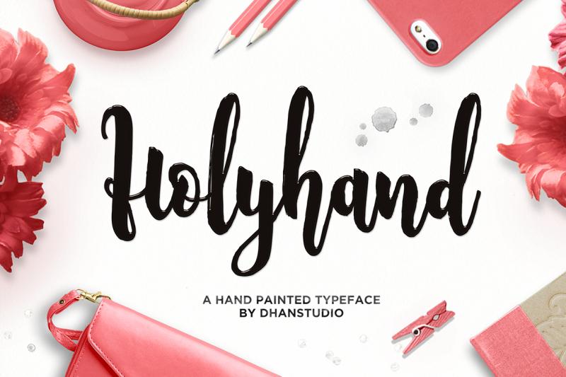 holyhand-script