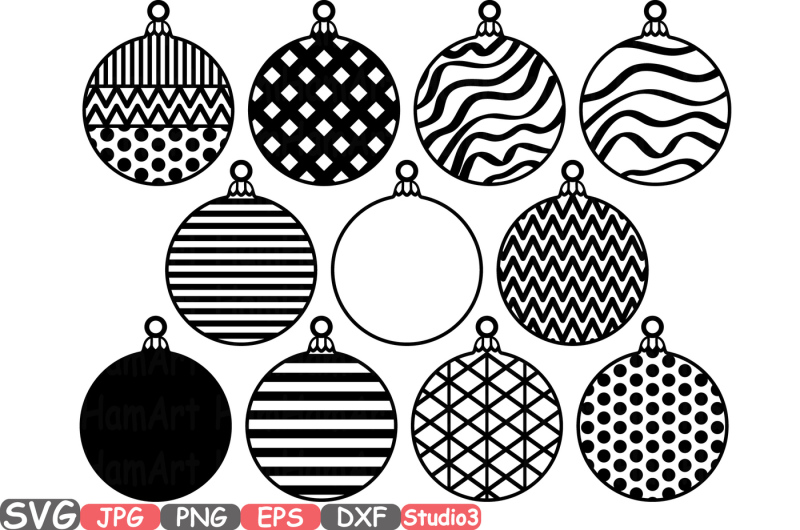 christmas-balls-and-bells-svg-silhouette-cutting-files-cricut-studio3-cameo-vinyl-die-cut-machines-monogram-clipart-bow-new-year-ornament-684s