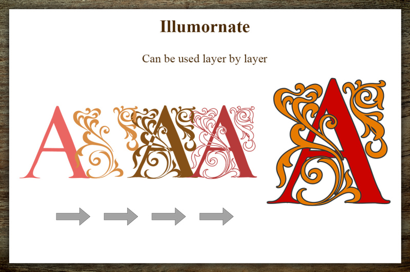 illumornate-font