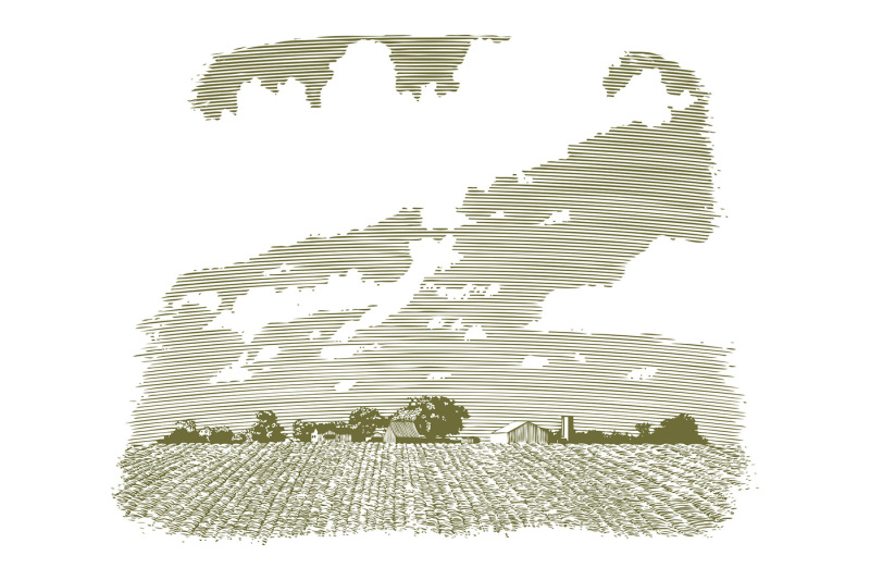 woodcut-kansas-farm