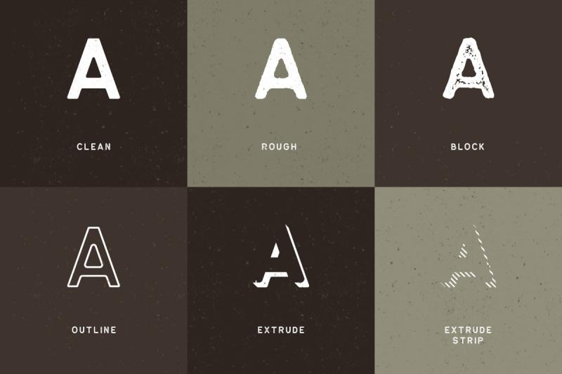 antone-sans-serif-family