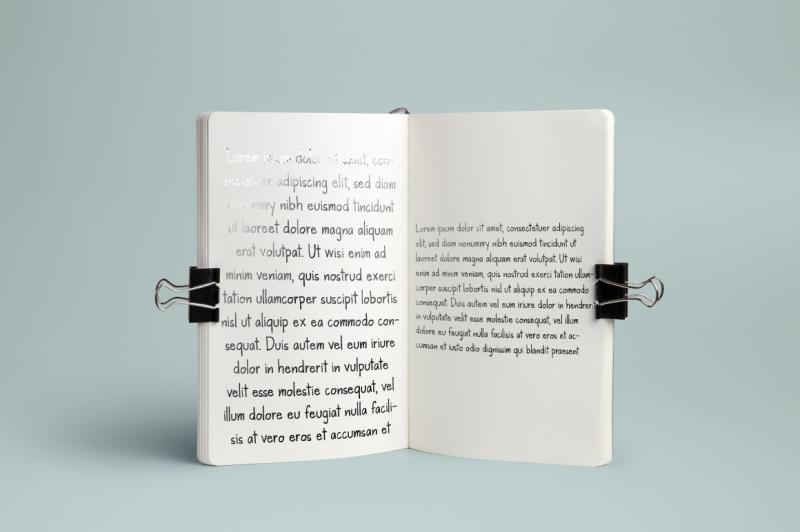 kanda-handwriting-typeface