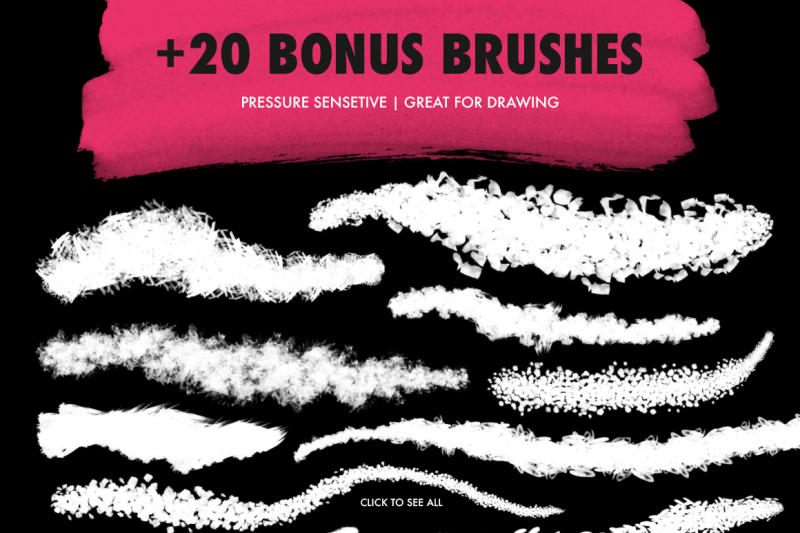 ultimate-texture-500-ps-brushes