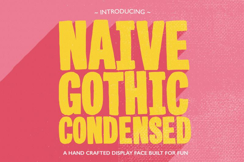 naive-gothic-condensed