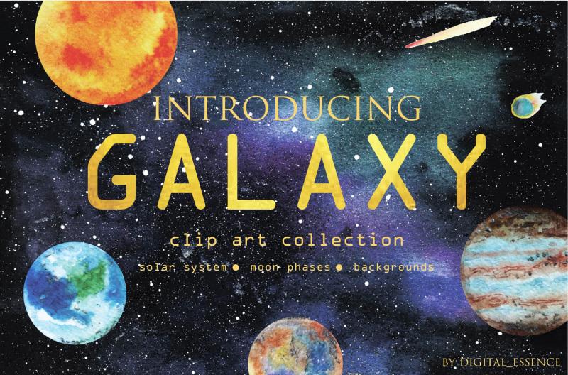 galaxy-clip-art-collection