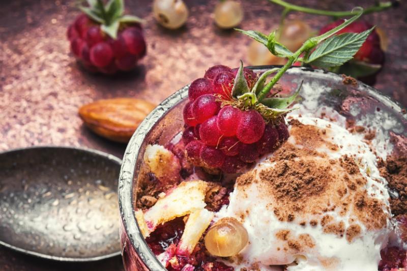 raspberry-ice-cream-in-cup