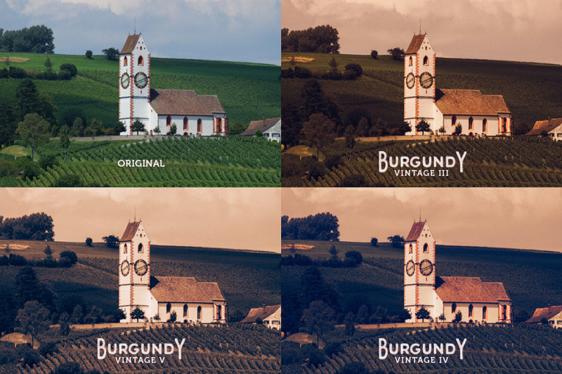 burgundy-lightroom-preset-pack