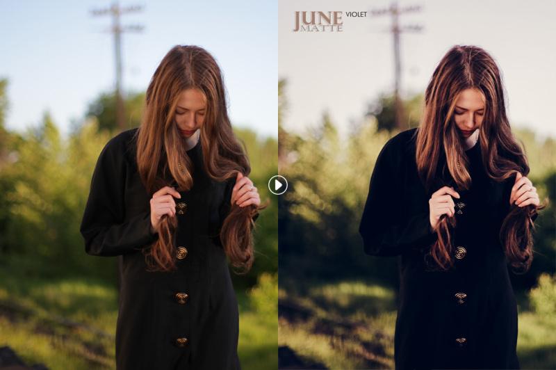 june-matte-lightroom-presets