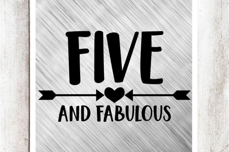 five-and-fabulous-svg-dxf-eps-file