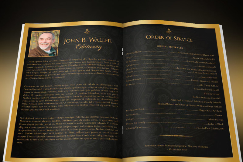 black-gold-dignity-funeral-program-template