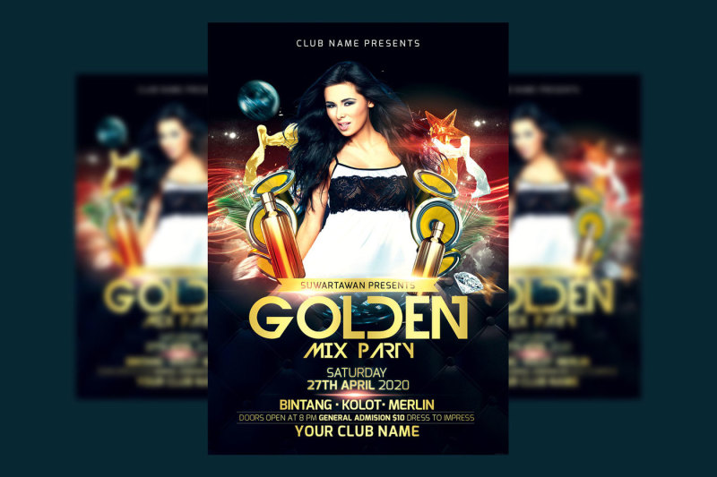 golden-mix-party
