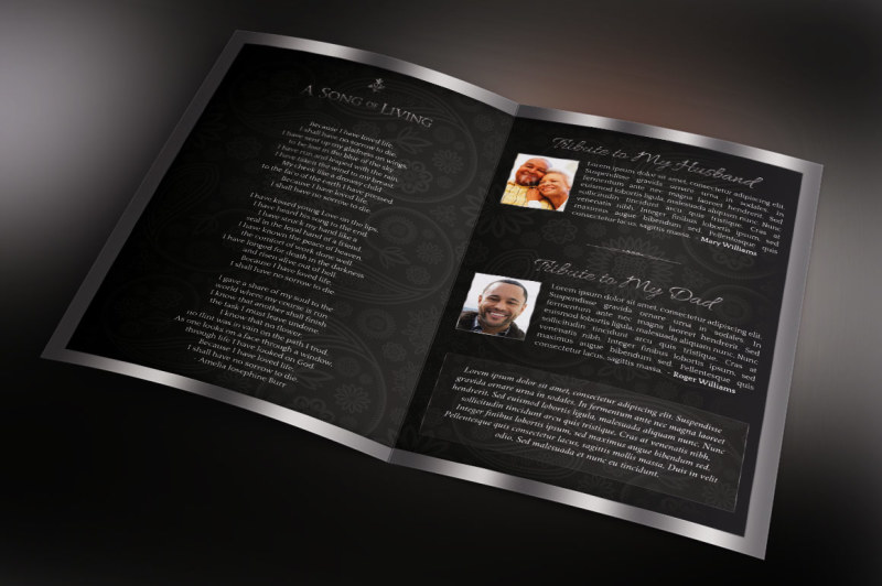black-dignity-funeral-program-template