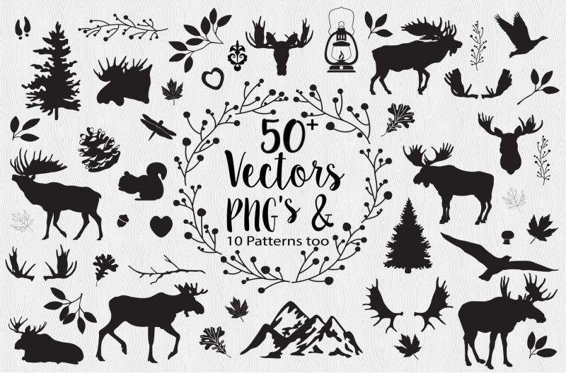 moose-woodlands-vector-and-png