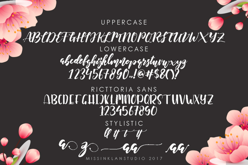 ricttoria-font-duo