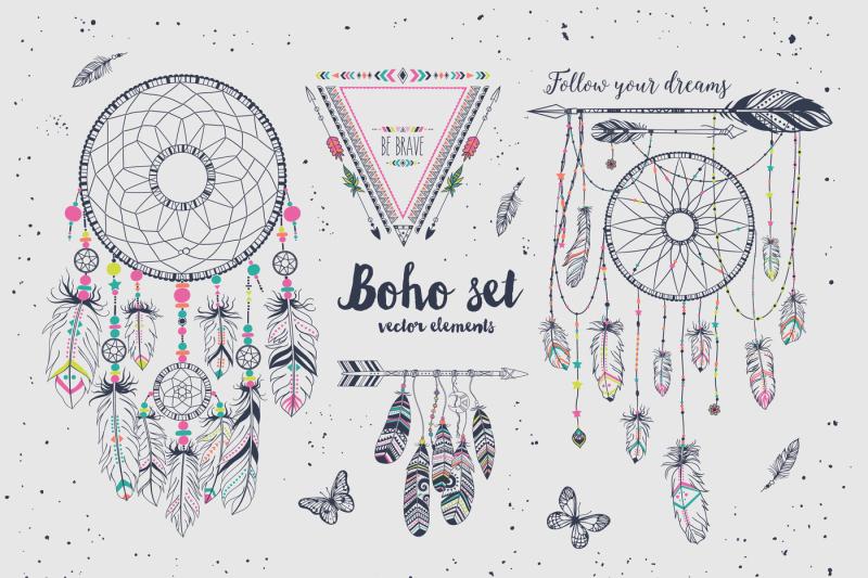 boho-set