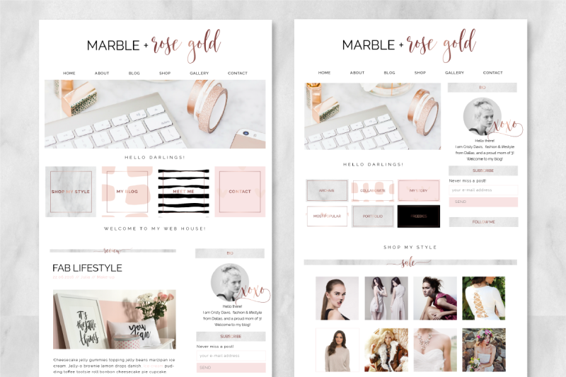 50-piece-blog-kit-marble-and-rose-gold