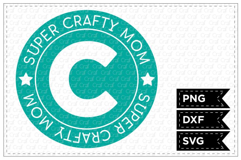 super-crafty-mom-badge