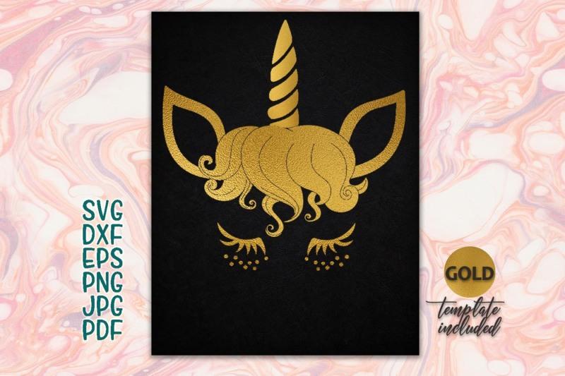 unicorn-face-svg-cutting-file