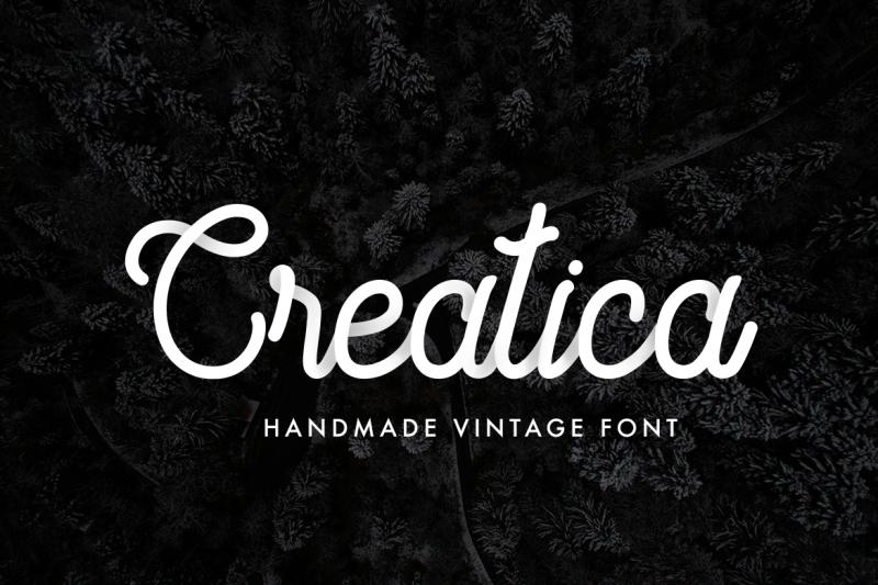 vagabond-handmade-font