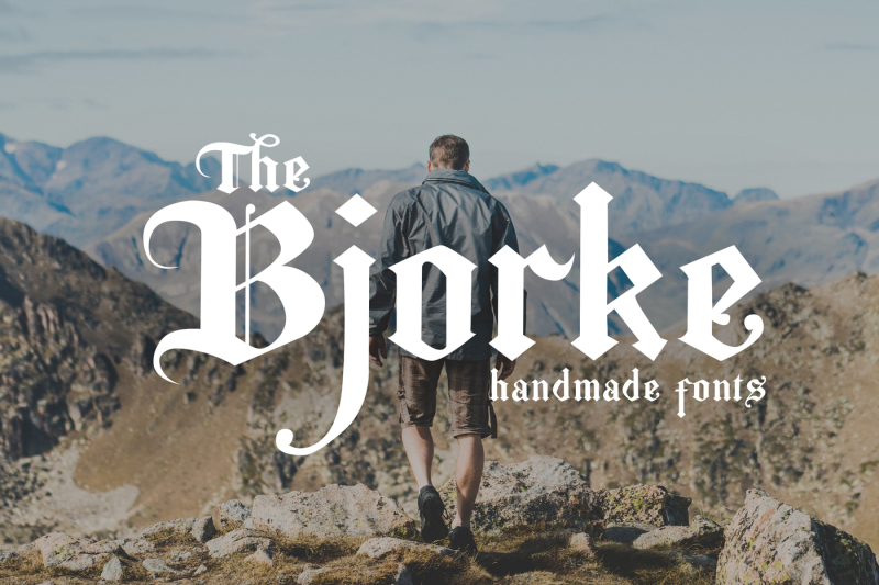 the-bjorke-handmade-fonts