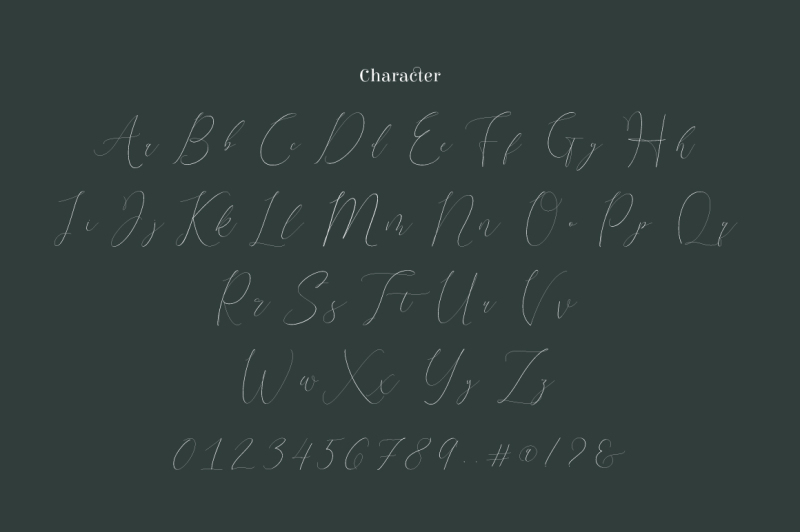 terranika-typeface