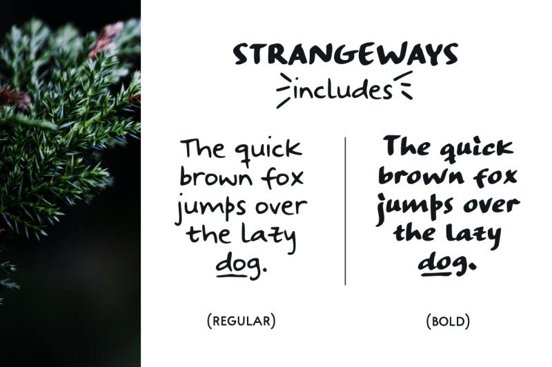 strangeways-a-handwritten-font