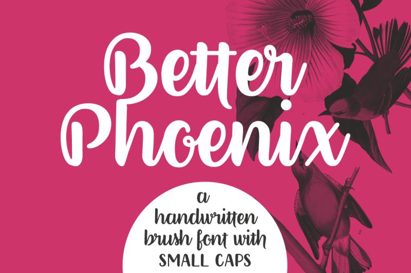 better-phoenix-a-brush-font