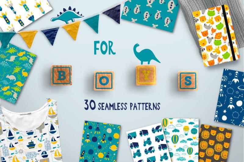 60-percent-off-bundle-children-s-patterns