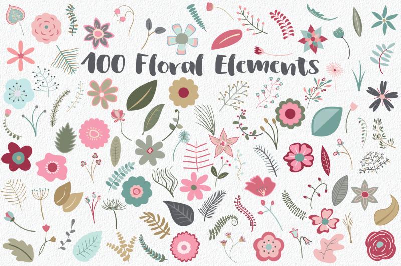 secret-garden-145-flower-clip-art-elements