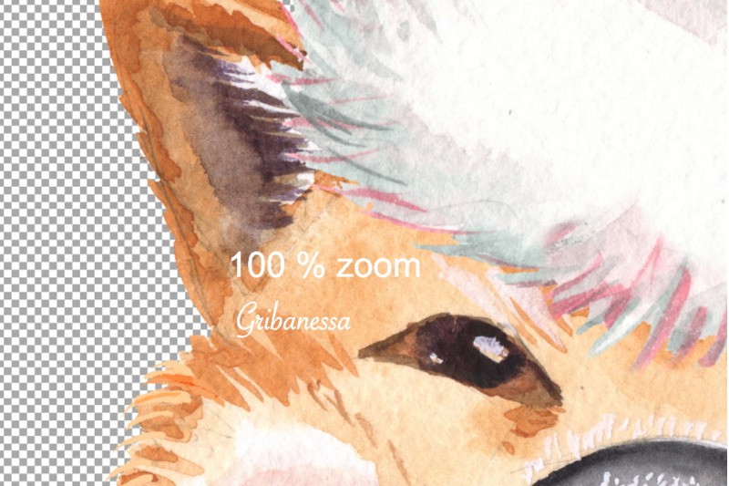 new-year-dog-watercolor