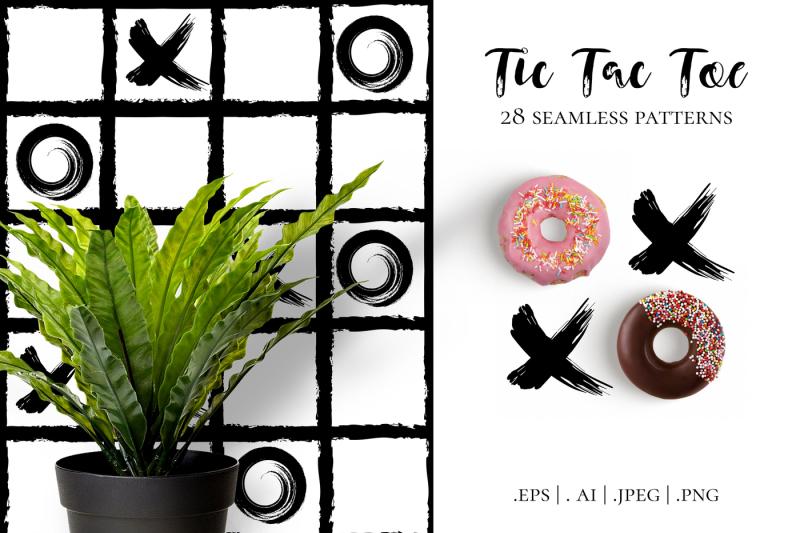 tic-tac-toe-patterns