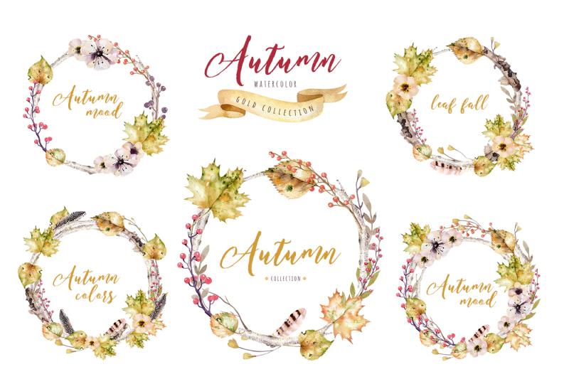 watercolor-autumn-mood