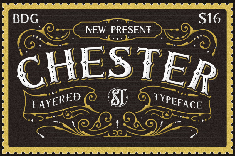 chester-typeface