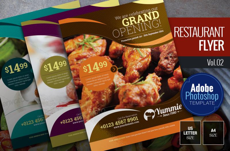 restaurant-flyer-vol-02