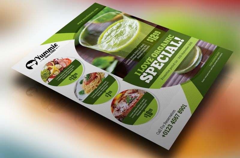 restaurant-flyer-vol-04