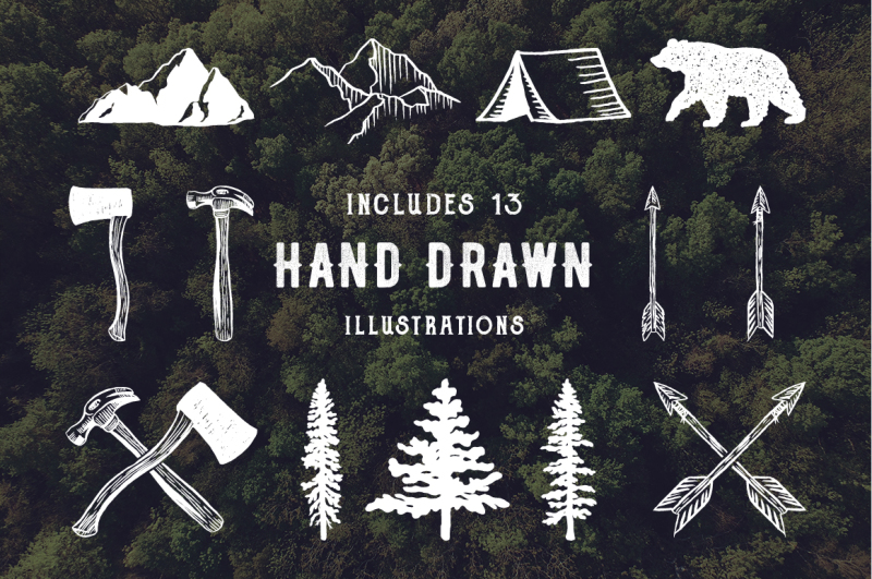 rustic-logos-and-illustrations-ai-png