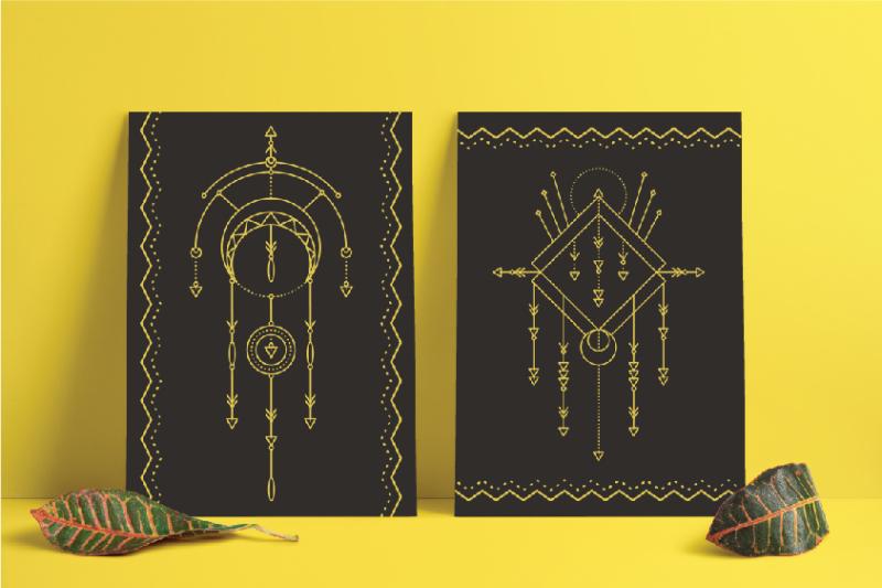 sacred-geometric