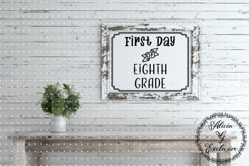 first-day-of-school-set